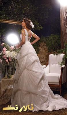 مدل جدید لباس عروس برند AKAY