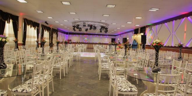 تالار پذیرایی فلامینگو، باغ تالار عروسی فلامینگو