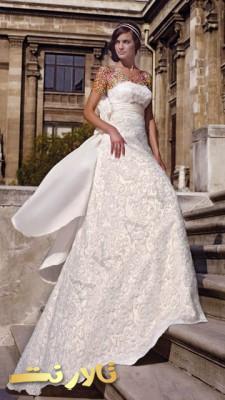مدل لباس عروس 2015، مارک دار، برند معروف
