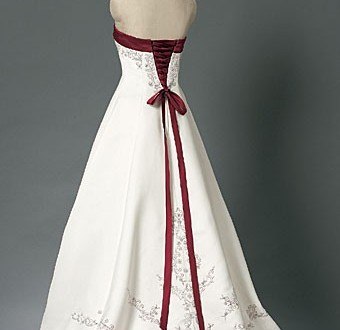 مزون عروس نوشین، لباس عروس