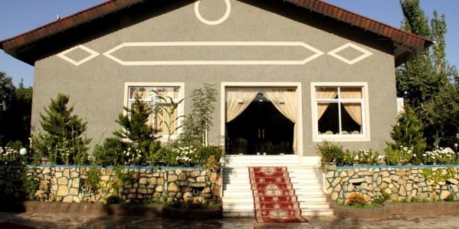باغ سرا شکوفه مشهد