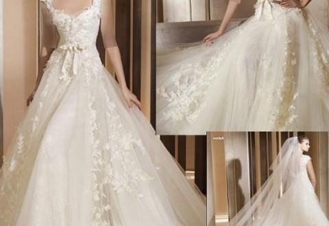مدل جدید لباس عروس 2015