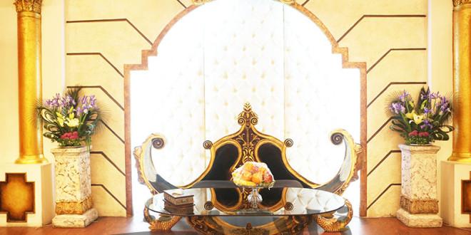 تالار پذیرایی قصر محمد, تالار قصر محمد