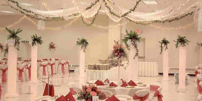 طراحی و دیزاین تالار عروسی