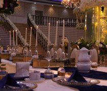 باغ تالار عروسی جزیزه آبی ا