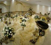 اتاق عقد تالار عروسی سناتور