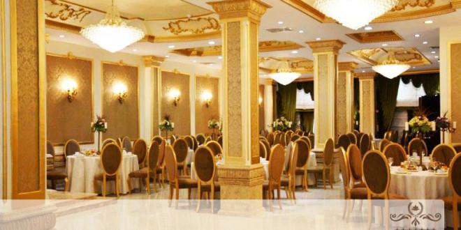 تالار عروسی باشگاه نیاوران