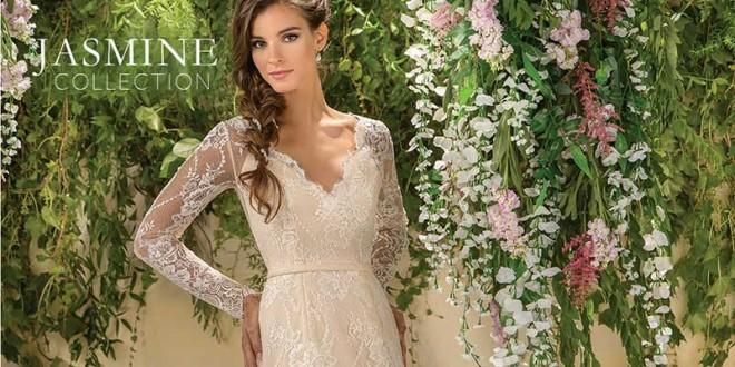 لباس عروس برند جاسمینه