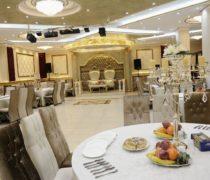 تالار پذیرایی قصر پارسه مهرآباد جنوبی
