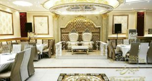 تالار قصر پارسه مهرآباد جنوبی