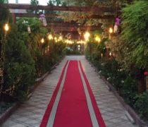 باغ عروسی ماهان گرمدره