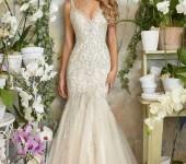 مدل لباس عروس برند موریلی