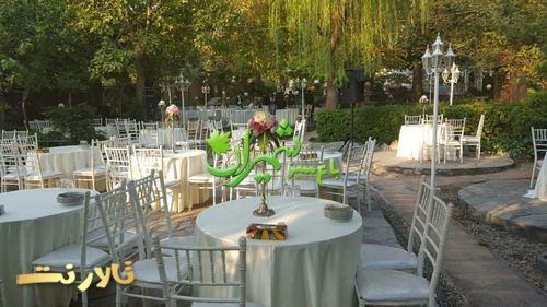 باغ تالار سبز شمیران