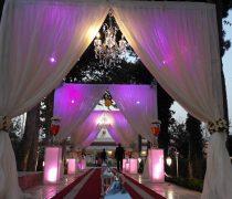 ورودی باغ تالار عقیق, تشریفات عروسی عقیق