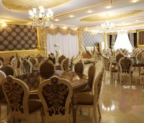 تالار پذیرایی قصر حسنا صادقیه, تالار عروسی حسنی