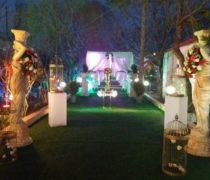 باغ تالار سمیعی احمدآباد مستوفی
