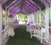 ورودی باغ تالار کلاسیک, باغ عروسی کلاسیک