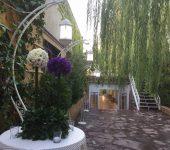 ورودی باغ تالار کلاسیک