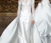 لباس عروس خارجی جدید