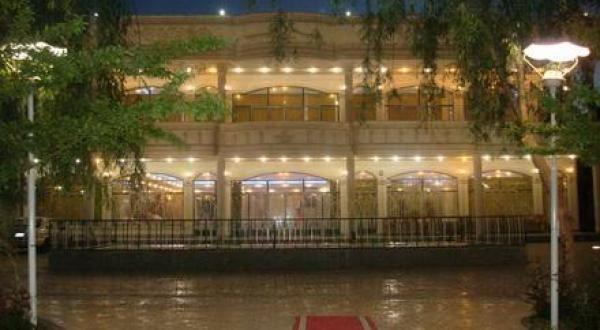 باغ تالار سبز اصفهان, باغ عروسی اصفهان