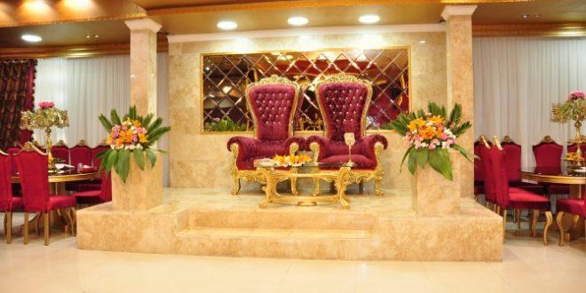 تالار قصر آریان محلاتی افسریه