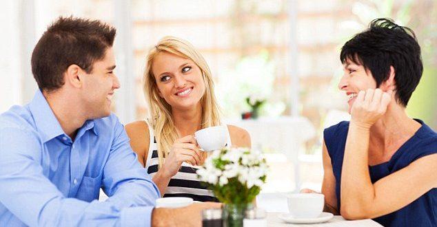 دخالت خانواده زن و شوهر