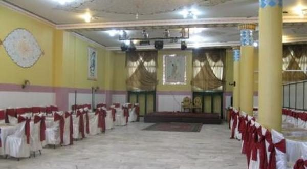 تالار پذیرایی مهرورزان, تالار عروسی مهروزان