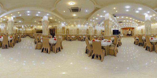 تالار پذیرایی هتل صدر مشهد, تالار عروسی هتل صدر مشهد