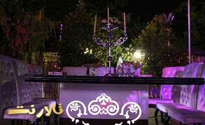 باغ تالار زعفرانیه شیراز, باغ عروسی زعفرانیه شیراز