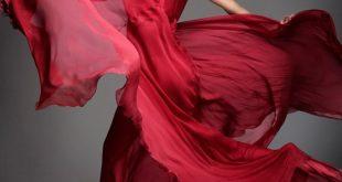 مدل جدید لباس نامزدی, لباس نامزدی قرمز