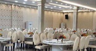 تالار پذیرایی هتل ونوس قم