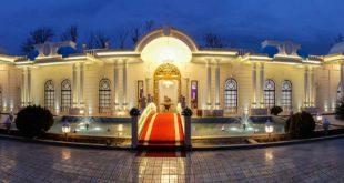باغ تالار تشریفات احمدآباد مستوفی