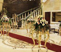 لابی مجلل تالار عروسی الیزه