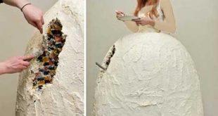 مدل زیبا کیک عروسی, کیک عروسی خاص