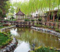 باغ تالار ایرانی احمدآبا مستوفی