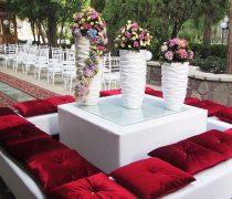 تشریفات عروسی باغ ایرانی