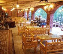 باغ تالار عروسی ایرانی احمدآباد مستوفی