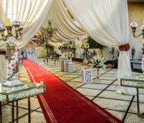 باغ تالار عروسی آریل احمدآباد