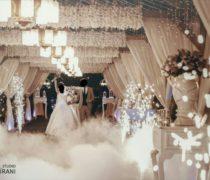 ورودی باغ عروسی ایرانی احمدآباد