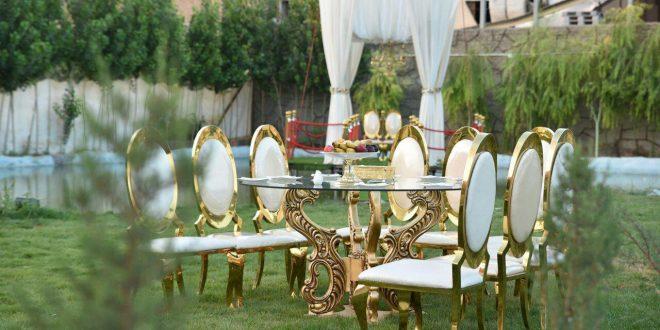 باغ عروسی میزبان آریل احمد اباد