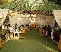 باغ عروسی ایرانی احمد اباد