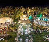 باغ تالار عروسی والا شهریار