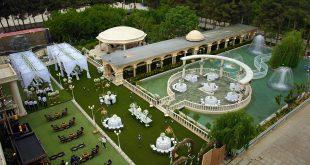 باغ تالار والا, باغ عروسی والا