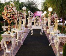 باغ تالار عروسی سیب فیروز بهرام تهران