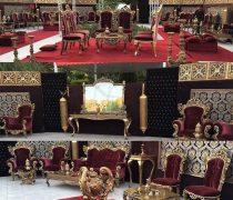 باغ تالار سیب احمدآباد مستوفی, باغ عروسی سیب