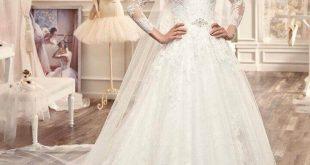 آراستگی لباس عروس و متناسب بودن آن با اندام