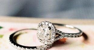 حلقه ازدواج تمیز درخشان