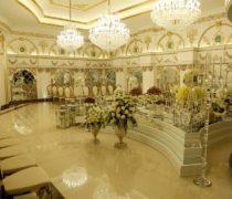 اتاق عقد تالار عروسی پارسیس