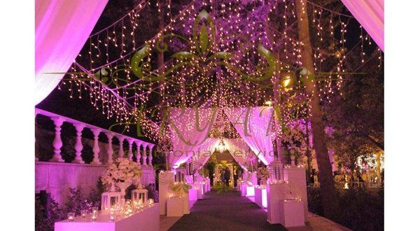 باغ تالار فرمانیه گرمدره, باغ عروسی فرمانیه گرمدره
