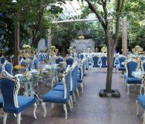 تالار عروسی باغ پرنیا